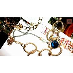 Antique Gold Double layered. N