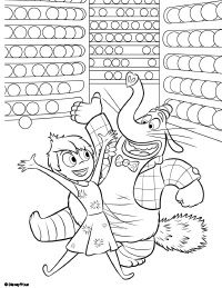 Free Printable Inside Out Coloring Pages - Earlymoments.com