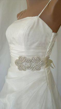 52821758d7 11 Best Wedding Dress Sashes images