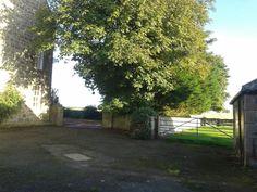 Felkington garden gateway and paddock gate