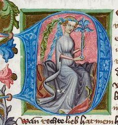 Hugo <von Montfort>   Lieder, Briefe und Reden Steiermark, 1414/1415 Cod. Pal. germ. 329 Folio 20v
