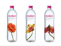 Natural Mineral Water - Summer Packaging on Behance