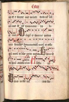 Missale, cum notis musicis et cum figuris literisque pictis Berthold Furtmeyr Clm 23032 [Regensburg], Ende 15. Jahrhundert Folio 146