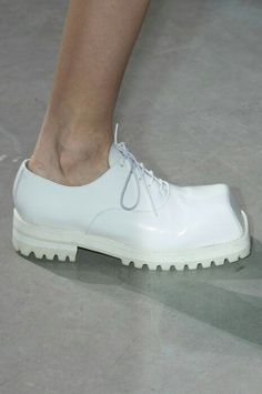 90697d977 Acne Studios Fall 2014 - These are the most hideous shoes I ve seen in a  very long time.