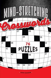 Mind-Stretching Crosswords<br><font size=2>76 Puzzles</font>