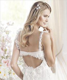 Emerald - La Sposa - A Line Boho Wedding - Vestidus