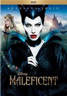 Maleficent - DVD & Bluray