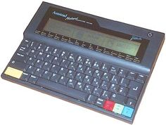 OLD-COMPUTERS.COM Museum ~ Amstrad NC 100