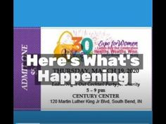 Whats Happening at the 2020 South Bend, Beauty Inside, Community Events, King Jr, Martin Luther King, Days Out, Ladies Day, Indiana, Make It Yourself