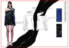 madalina buzas on Behance Fashion Illustration Portfolio, Fashion Illustration Template, Fashion Sketch Template, Fashion Design Portfolio, Fashion Illustration Dresses, Fashion Design Sketches, Fashion Illustrations, Fashion Figure Drawing, Fashion Art