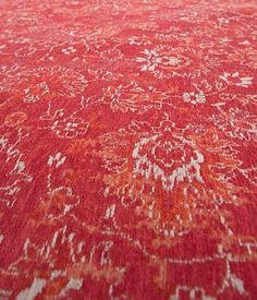 Bobo Flowers - Red Roskilde 8910 - Louis De Poortere Store