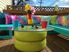 Σπίτι και κήπος διακόσμηση: 10 Απαραίτητα πράγματα για το αίθριο τον κήπο και την αυλή σας που μπορείτε να κάνετε μόνοι σας