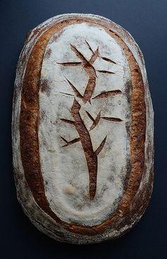 allinson strong bread flour SD woodpulp banneton