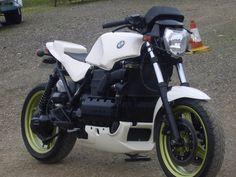 BMW K75 Custom | BMW K Series | Pinterest