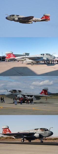 VAQ-129 Grumman EA-6 Prowler