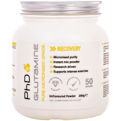 PhD Nutrition Micronised Glutamine | Amino Acids / BCAAs – The UK's Number 1 Sports Nutrition Distributor | Shop by Category – The UK's Number 1 Sports Nutrition Distributor | Tropicana Wholesale