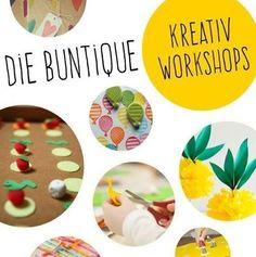 Bei uns finden auch Workshops statt!