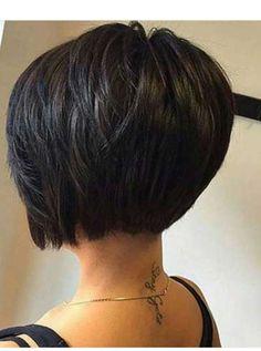 Best Bob Haircuts, Bob Hairstyles For Fine Hair, Popular Hairstyles, Amazing Hairstyles, Trendy Haircuts, Layered Hairstyles, Hairstyles 2018, Black Hairstyles, Hairdos