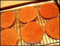 Cooking Burgers in The Oven (from frozen patties)