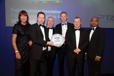 PTA's 2014 Post-tensioned Structure Award was given to Getjar and Matthew Consultants for Fulham Riverside Development.