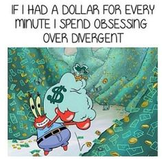 spongebob and shadow hunters Divergent Fandom, Divergent Trilogy, Divergent Insurgent Allegiant, Fandoms Unite, Up Book, Book Nerd, Serie Got, Mr Krabs, Cassandra Clare Books