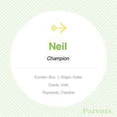 Baby Name: Neil