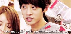 5 Hilarious GIFs to prepare you for Jung Joon Young at KCON Kind of have to agree with him but I love them anyway Post Punk Revival, Jung Joon Young, We Get Married, U Kiss, Korean Star, Kpop, Colourful Outfits, Visual Kei, Girls Generation