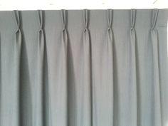 Curtain Design Dutch Pleat Curtains