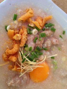 Thai breakfast