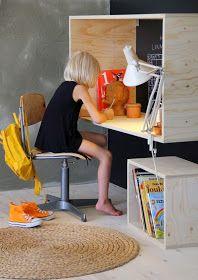 Skattejakt: Plywood Furniture for Kids