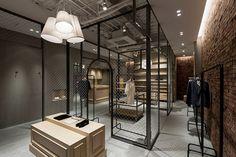 Martagon store by Reiichi Ikeda Osaka