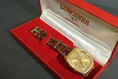 Longines アンティーク70年代ロンジン紳士腕時計手動き未使用 Watch Antique ¥95000yen 〆05月19日