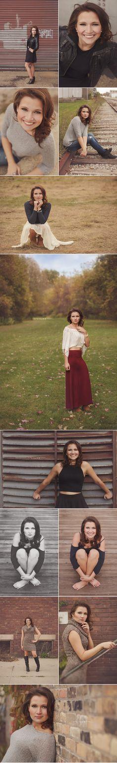 Mid Michigan Senior Photographer | Isabella 1