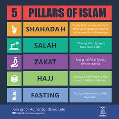 be with god: Five Pillars of Islam                                                                                                                                                      More