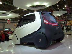 smart car | Fiat Mio City Car