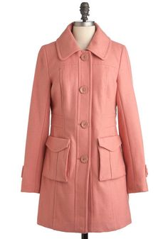 Tulle Clothing - Petal to the Park Coat - ModCloth