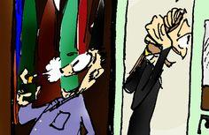 Το κόμικ της A.V.