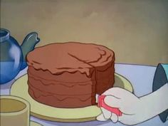 How i eat my cake
