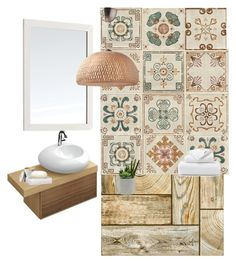 """""""moodboard_9"""" by squirreldaria on Polyvore featuring interior, interiors, interior design, home, home decor, interior decorating, Labrazel, Pigeon & Poodle and Simpli Home"""