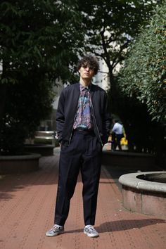 ストリートスナップ渋谷 - ADAMさん | Fashionsnap.com
