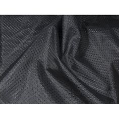 Protiskluzová textilie s PU zátěrem, 420D, černá
