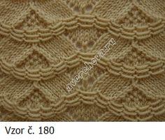 Avercheva č. 101 – 200 – Kaleidoskop vzorů pro ruční pletení 57a07cdea6
