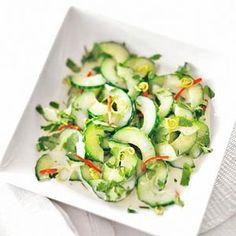 Recept - Aziatische komkommer - Allerhande