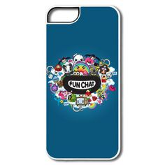 Fun Chat Plastic Case For Iphone5 5s No Minimums-Case & Cover Cases and More than 80 thousands of design ideas online,Find t-shirt and easily custom your own t-shirts . http://hicustom.net/ No Minimums, and Free Shipping.
