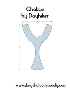 Chalice #Slingshot Template  #DIY  http://www.slingshotcommunity.com/resources/chalice-slingshot-template.74/