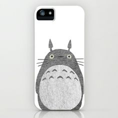 canvas totoro iPhone & iPod Case by Aterg88 - $35.00