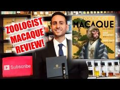 Steven of Redolessence reviews Zoologist Perfumes' Macaque