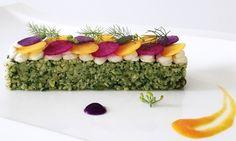 Piatto Daniela Cicioni Articolo sui 4 migliori chef vegani in Italia.