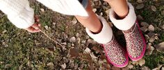 Botas australianas de nena Consulte ventas por mayor info@loscanias.com.ar