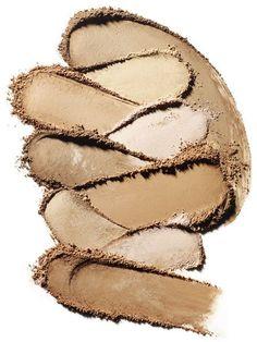 Woven Cream Powders.